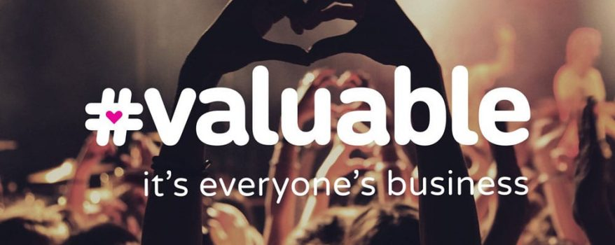 Image of #valuable logo