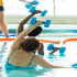 Image of water aerobics