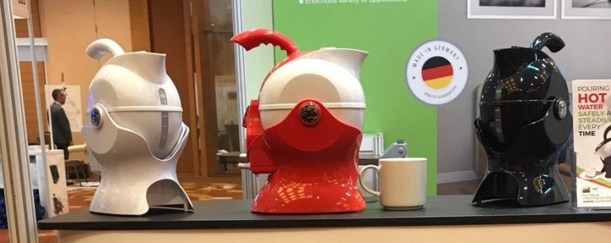 Image of Uccello Kettle at Ageing Asia