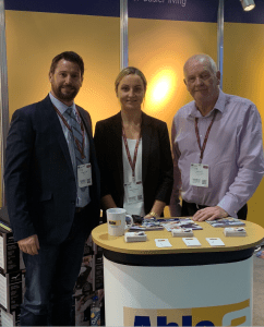 Image of team at Occupational Therapy Show 2019