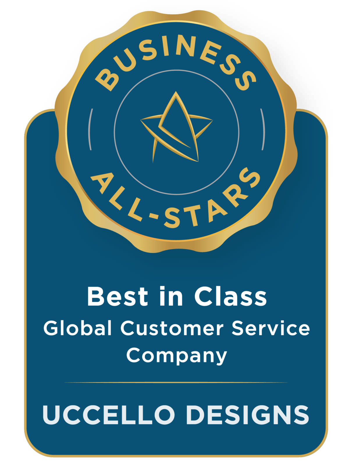 Best in Class Global Customer Service Award